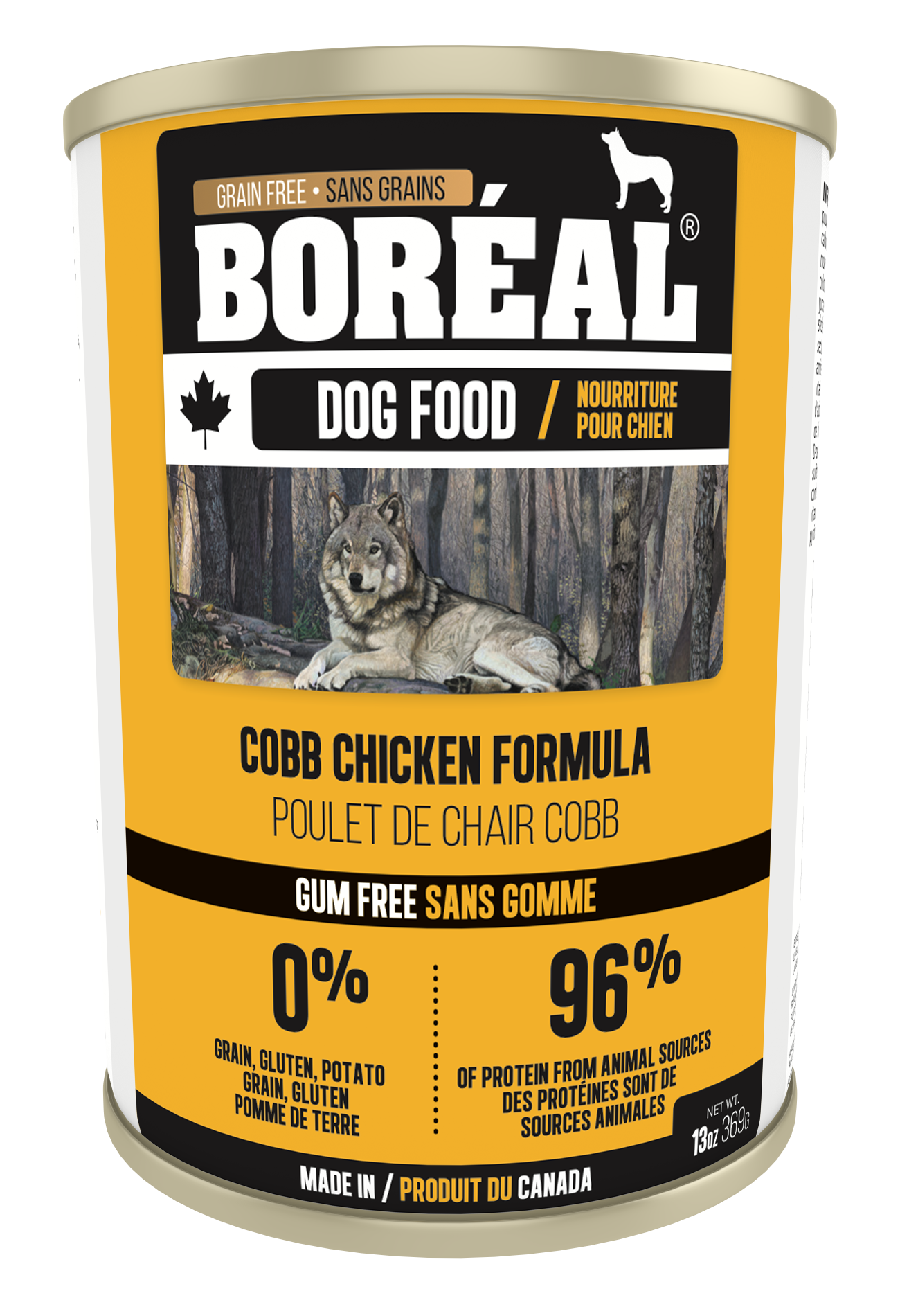 Canadian Cobb Chicken Formula
