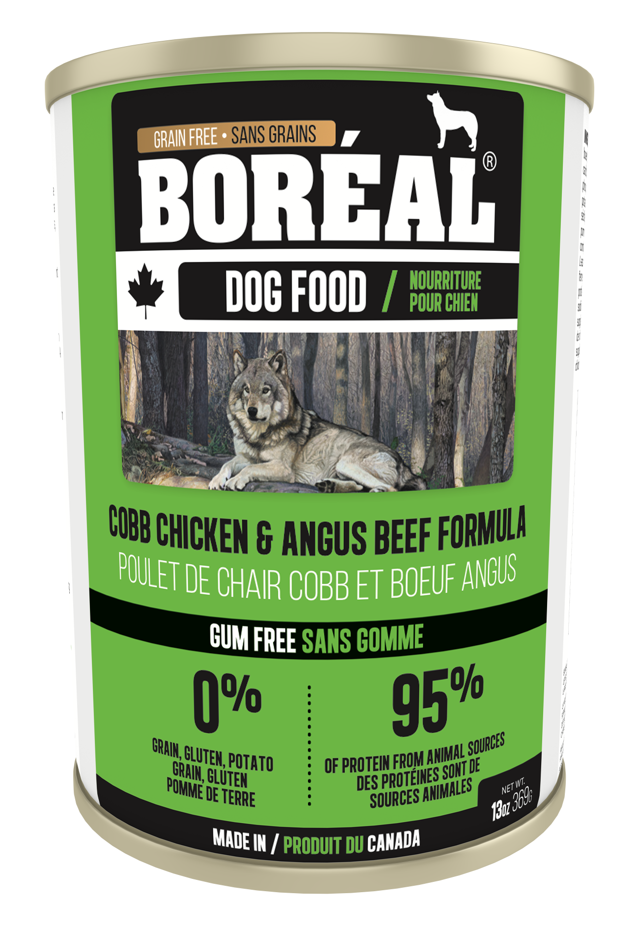 Canadian Cobb Chicken and Angus Beef