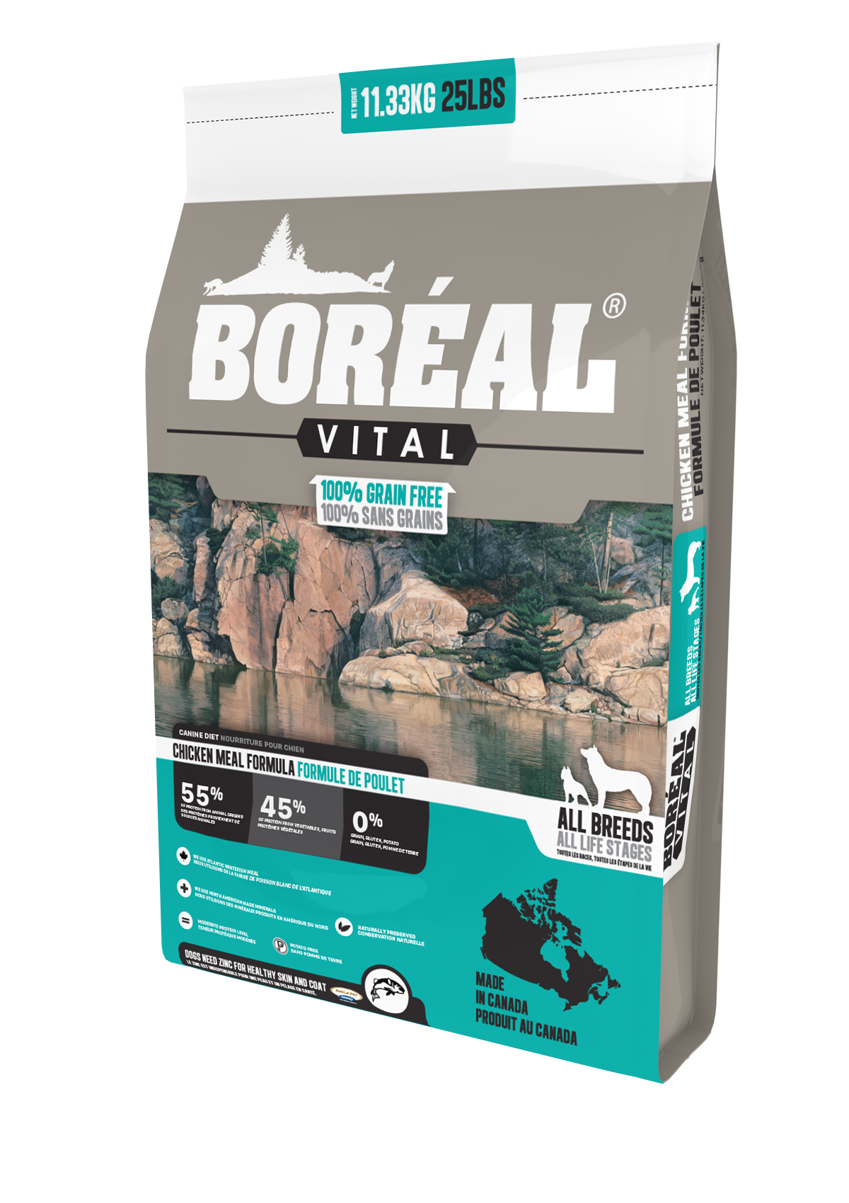 Vital All Breed Chicken Meal - Grain Free