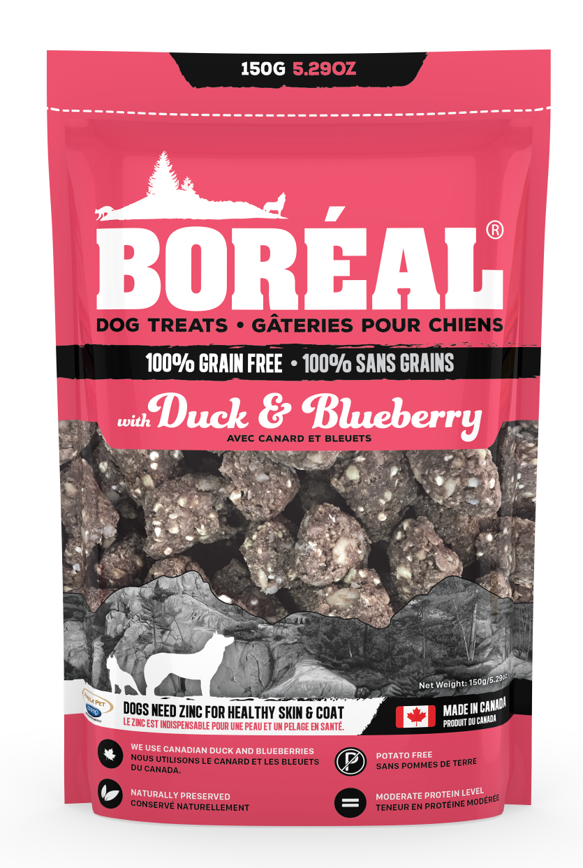 Duck Blueberry Dog Treats