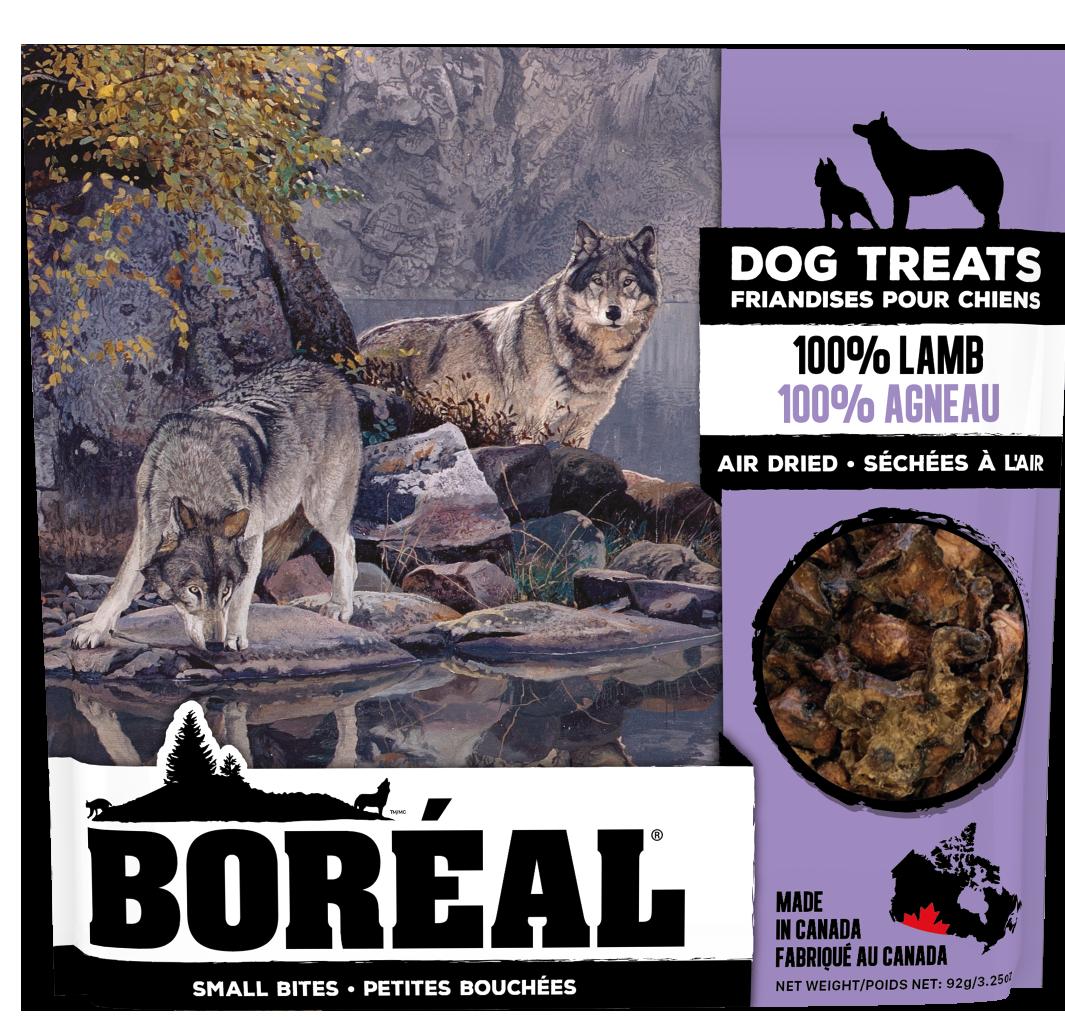 Boreal Dog Treats - 100% Lamb Air Dried Treats